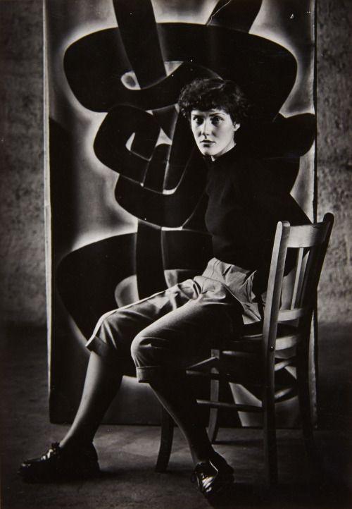 Otto Steinert- Monika1950