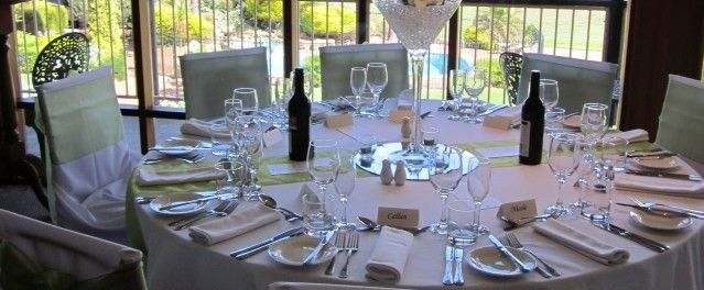 Weddings | Clare Valley Accommodation | Clare Country Club