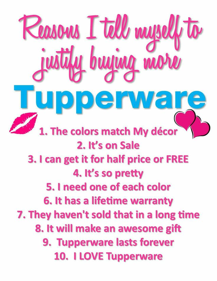 Tupperware Dream Big Sales Party Games