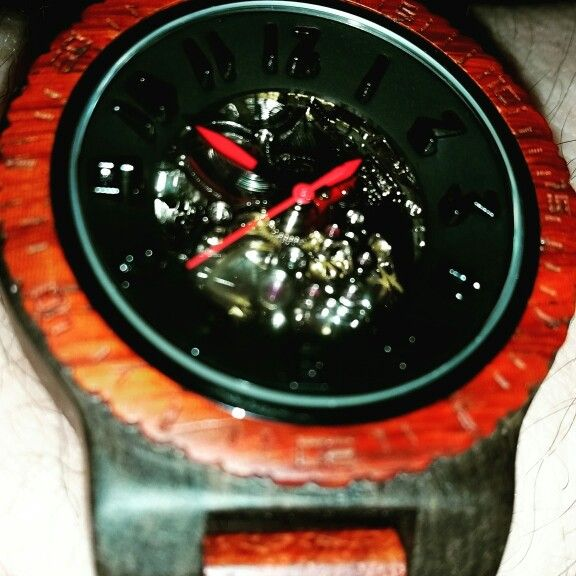 The awesone Dover Rosewood Automatic from JORD Watches #jordwatch @woodwatches_com.