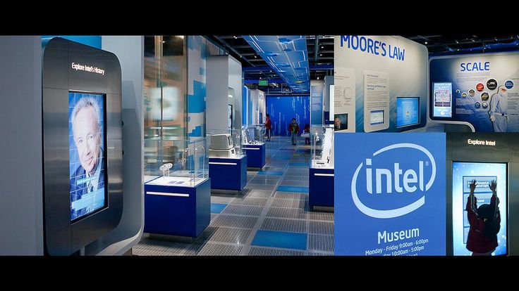 Stimulant contributed seven interactive exhibits to the 2011 refresh of the Intel Museum. Based in Intel's Robert Noyce Building in Santa Clara, California,…
