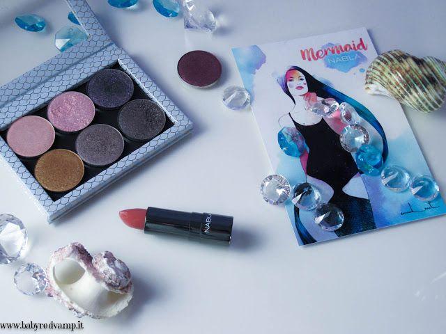 Babyredvamp Makeup: Nabla - Mermaid Collection. Prime Impressioni, Swa...