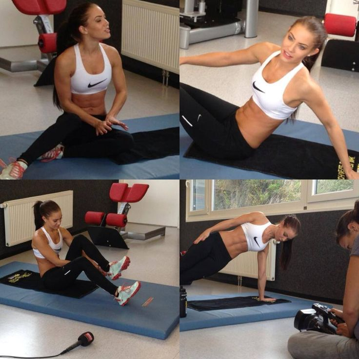 Stephanie Davis Fitness Model