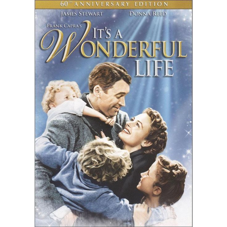 It's a Wonderful Life (60th Anniversary Edition) (dvd_video)