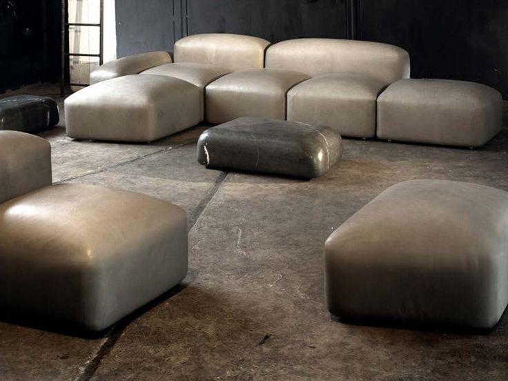 Sectional Modular Sofa LAPIS Amura Collection By Contempo | Design Emanuel  Gargano, Anton Cristell