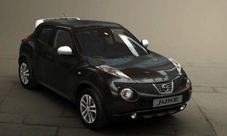 Nissan Juke Glossy White Exclusive Pack - KE6001K004WH