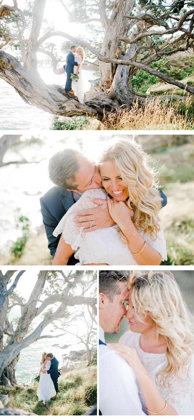 Amazing Wedding Photos / Foto del Matrimonio Fantastiche - (carmen ingo elopment new zealand18)