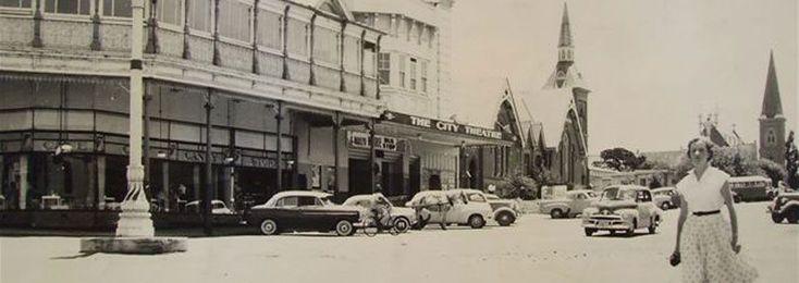 Bathurst Historical archives.