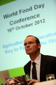 Simon Coveney - T.D., Minister for Agriculture, Food and the Marine