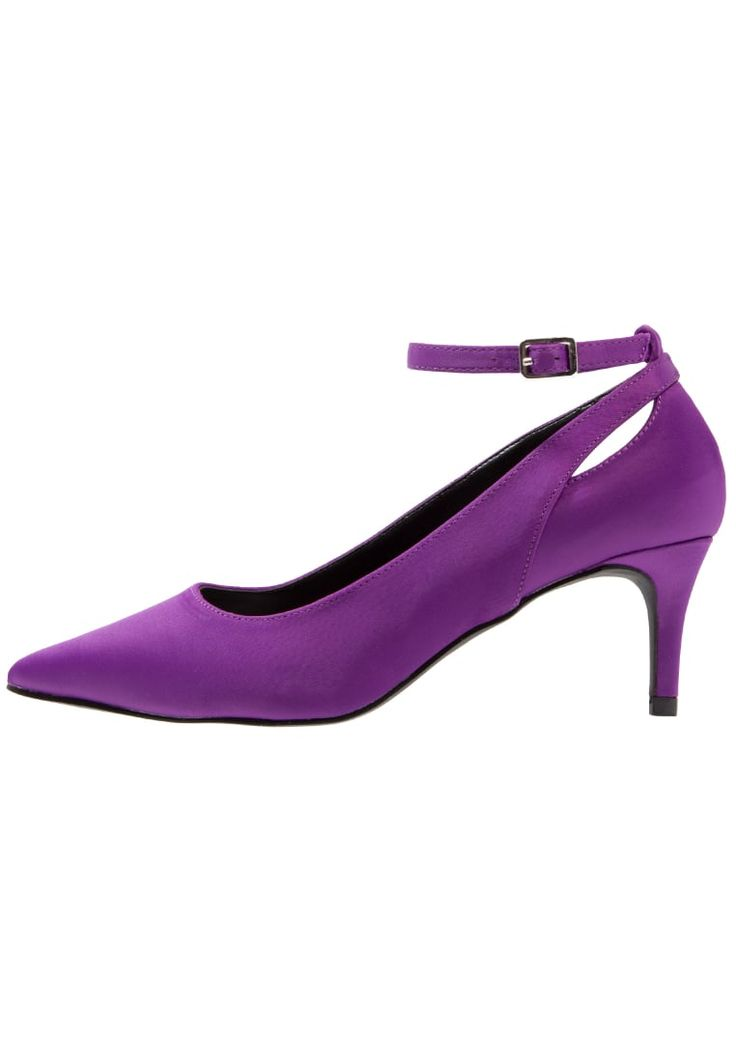 ¡Consigue este tipo de zapato de tacón de New Look ahora! Haz clic para ver los detalles. Envíos gratis a toda España. New Look WILD Tacones bright purple: New Look WILD Tacones bright purple Zapatos   | Material exterior: tela, Material interior: cuero de imitación/tela, Suela: fibra sintética, Plantilla: cuero de imitación | Zapatos ¡Haz tu pedido   y disfruta de gastos de enví-o gratuitos! (zapato de tacón, tacones, tacon, tacon alto, tacón alto, heel, heels, schuhe mit absatz, ...