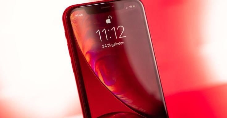 Iphone Xr 2019 Apple Handy Wird Noch Farbenfroher Apple Handys Neue Iphone Iphone