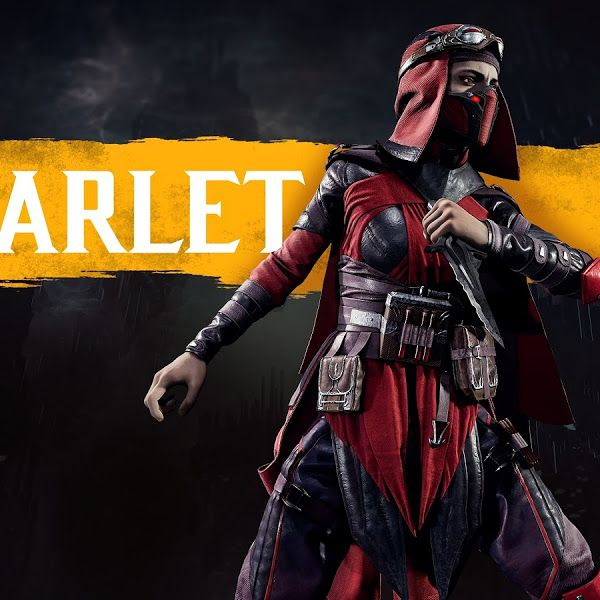 Skarlet Mortal Kombat 11 4k 3840x2160 42 Wallpaper For