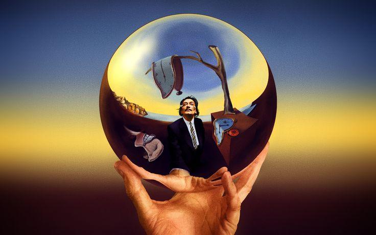 Grandes Artistas: Salvador Dalí, un genio que fue llamado loco