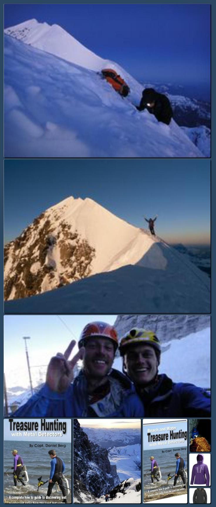 Outdoor - Hiking, Climbing, Mountaineering, Cycling ...  [Collage made with one click using http://pagecollage.com] #pagecollage