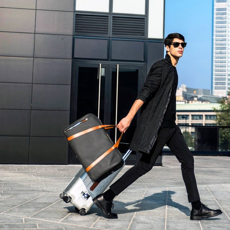When made in Italy handcraft is the way of travelling.