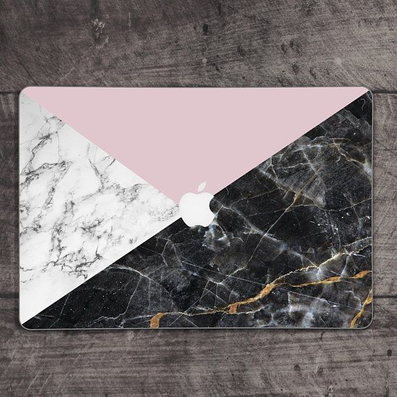 Macbook Pink Skin White Marble Skin Black Marble Decal Macbook Skin Macbook Geometric Macbook 2017 Skin Air 13 Mar Marble Skin Macbook Skin Marble Macbook Case