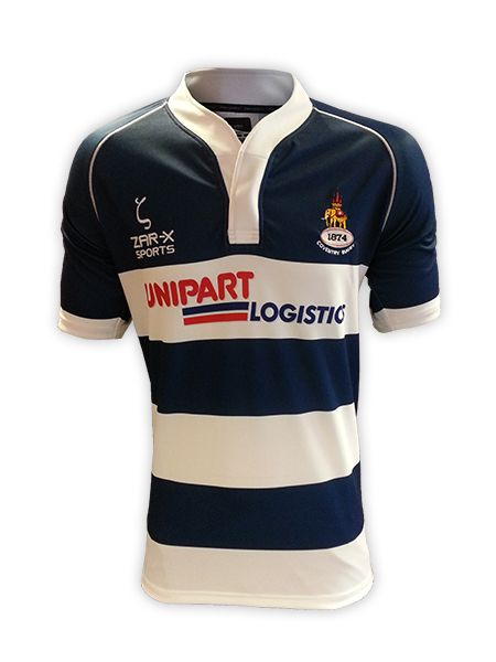Coventry RFC - The new replica home shirt for the 2013/14 National League 1 season!