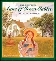 Anne of Green Gables, Complete 8-Book Box Set: Anne of Green Gables; Anne of the Island; Anne of Avonlea; Anne of Windy Poplar; Anne's House of ... Ingleside; Rainbow Valley; Rilla of Ingleside: L.M. Montgomery: 9780553609417: Amazon.com: Books