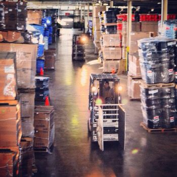 Forklift tipping accidents are confirmed as one of the biggest causes of fatal accidents in general warehousing.