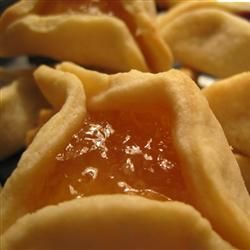 Hamantaschen aux pruneaux et abricots secs @ allrecipes.fr