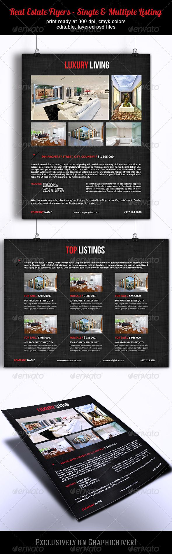 best images about flyer the flyer lakes and real estate flyers single multiple listing