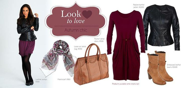 14 May Look to Love, Autumn Chic