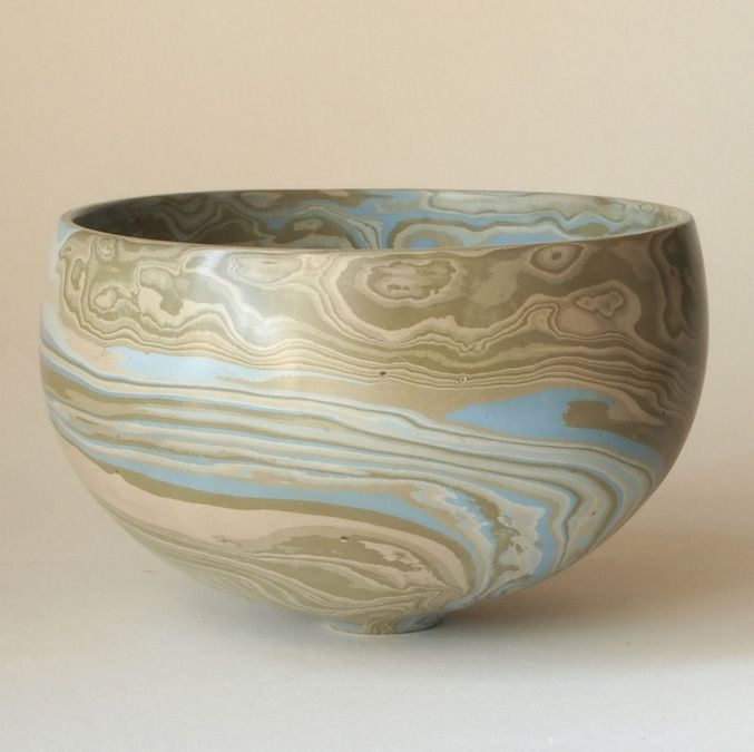 Small spiral bowl by Ben Davies