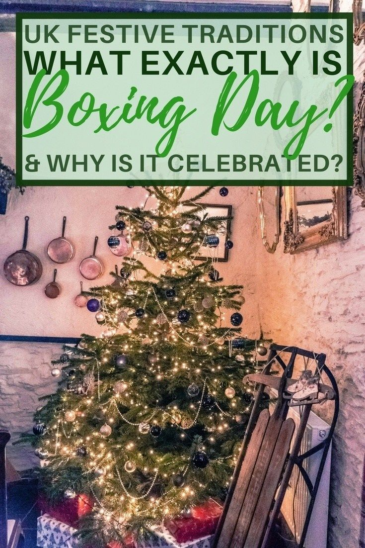European holiday and festive season traditions: What is Boxing Day? Why is it a Bank Holiday in the UK and Ireland, etc? Origins of the 26th December Holiday and traditions.