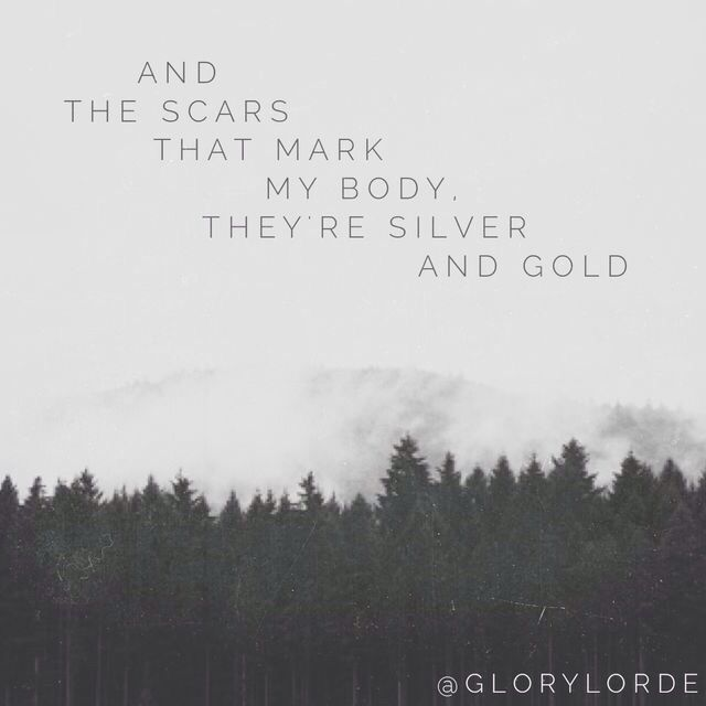 Lorde ~ Yellow Flicker Beat