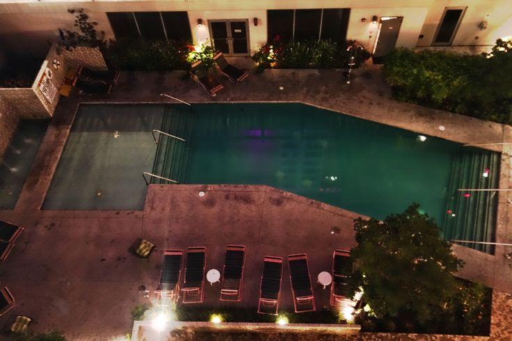 Great pool. The Chelsea Hotel AC, NJ