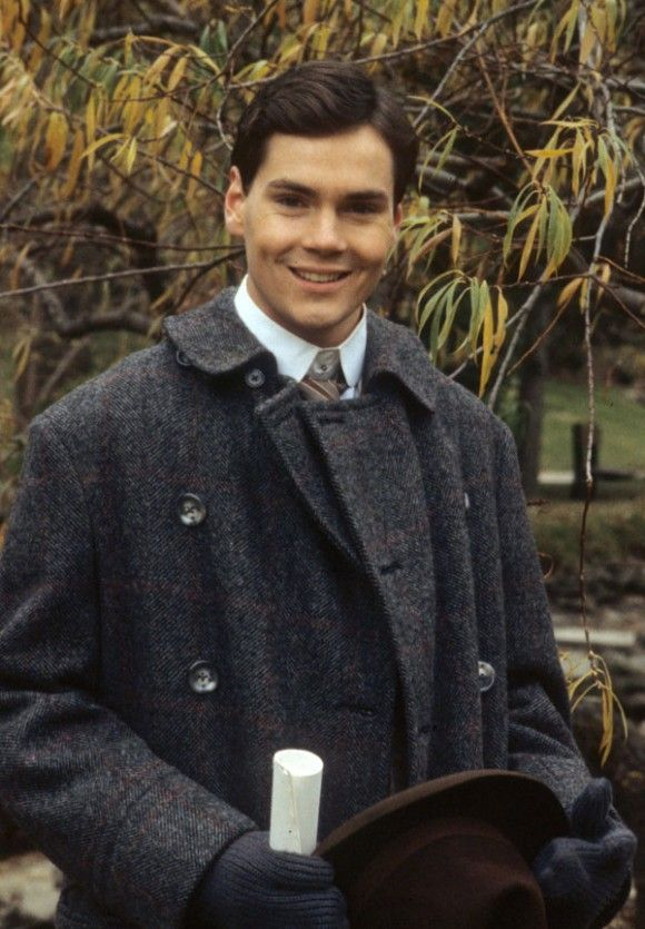 Jonathan Crombie (1966-2015)  who played Gilbert Blythe in the Anne of Green Gables movies, has died at the age of 48.