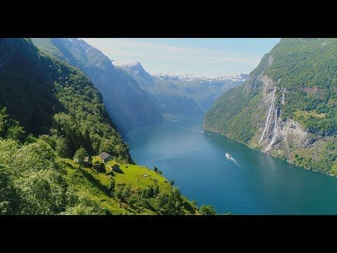 (1) Norway from Above 2 - YouTube