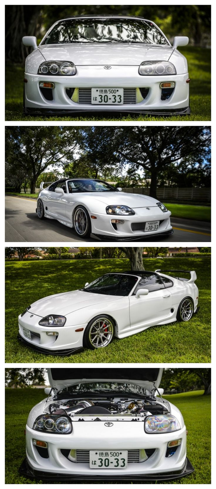 Incredible Toyota Supra Turbo Targa with a mind blowing 1050 HP #TunerTuesday