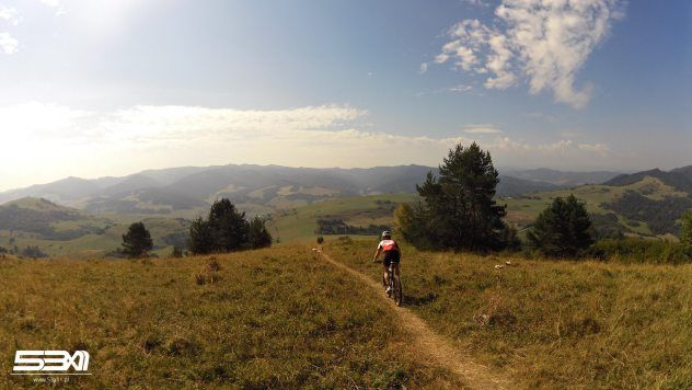 #53x11 #mtb #mountainbike #trail #bike #cycling #polska #mountain #rower
