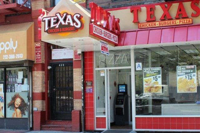 Located on Malcolm X Boulevard near the East River, our East Harlem store serves locals and visitors Texas Chicken & Burgers mouth-watering menu of fresh burgers, chicken, and sides every single day #NYCBurgers #BestNYCBurgers #TexasChickenNYC #FriedChickenNYC #BestFriedChickeNYC #AllNaturalBurgers