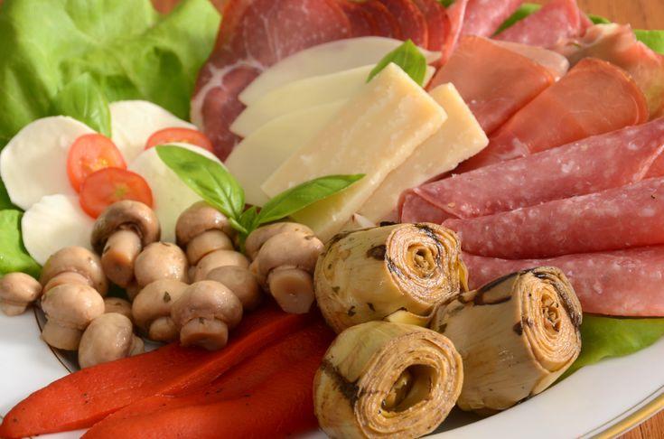 how to create antipasto platters ina garten