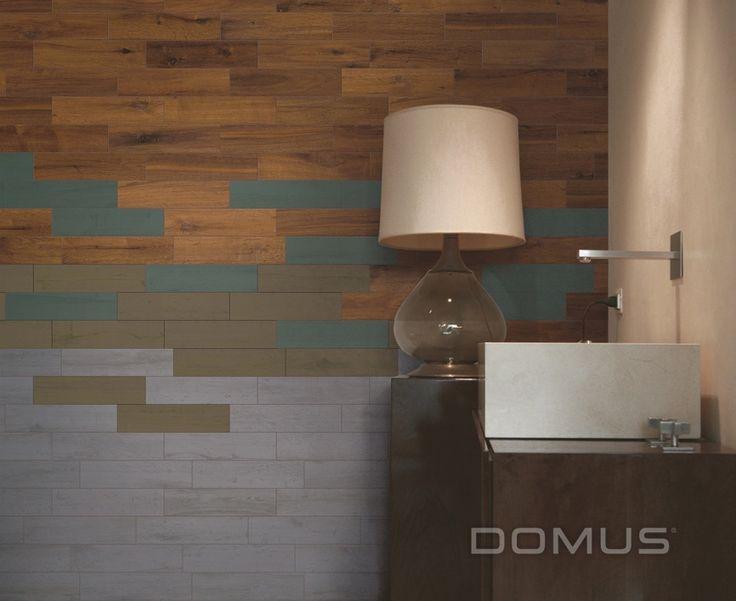 Wood tiles... U-color