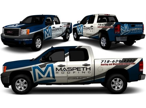Best Truck Wrap Images On Pinterest Vehicle Wraps