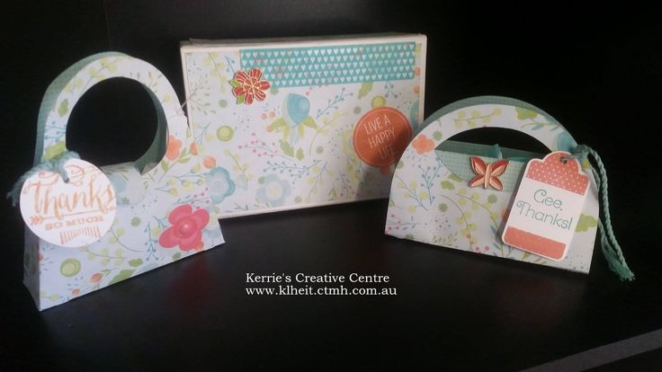 I have used the Blossom Paper Range and Assortments.  I also used the Cricut Artiste Cartridge.