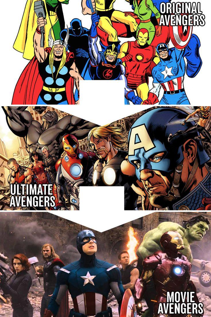 The Secret History of Ultimate Marvel -- Vulture