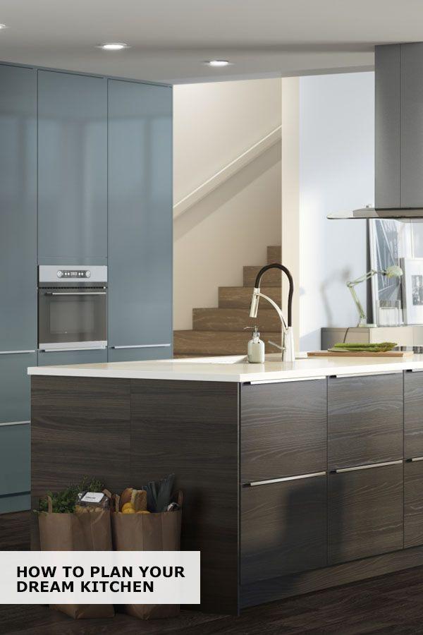 75 best IKEA kitchen images on Pinterest Ikea kitchen, Kitchen - alma küchen essen