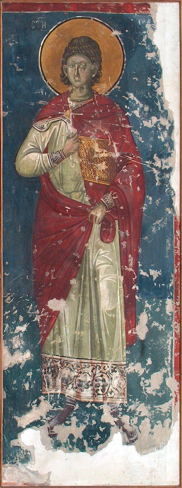 Св. Андроник, Грачаница