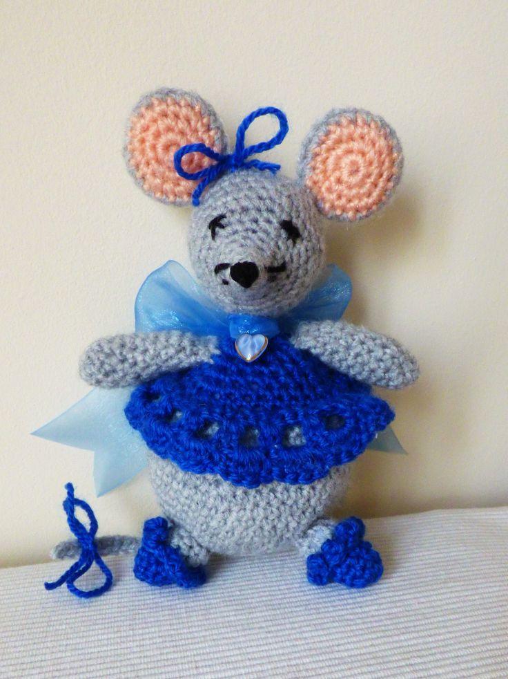 Doudou souris : Kate Mouse