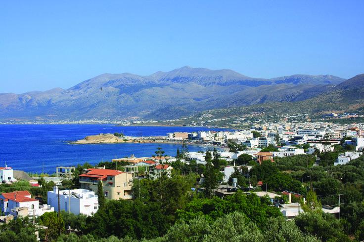 Crète Hersonissos