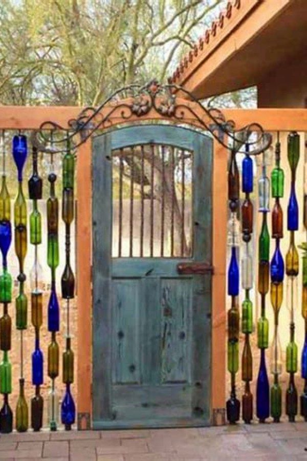 10 Easy Diy Garden Gate Projects To Create To Complete Your