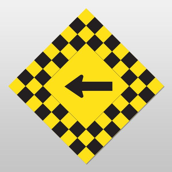 CHECKERBOARD Sign (One Direction)