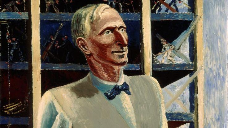 Guided tour: «Lars Backer – Architect. A Pioneer of Norwegian Modernism» - The National Museum