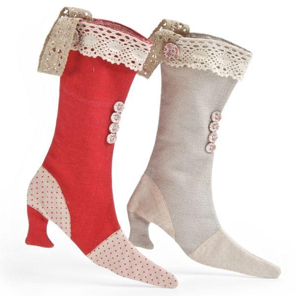 49 Best Merrie Xmas Stockings High Heels Images On