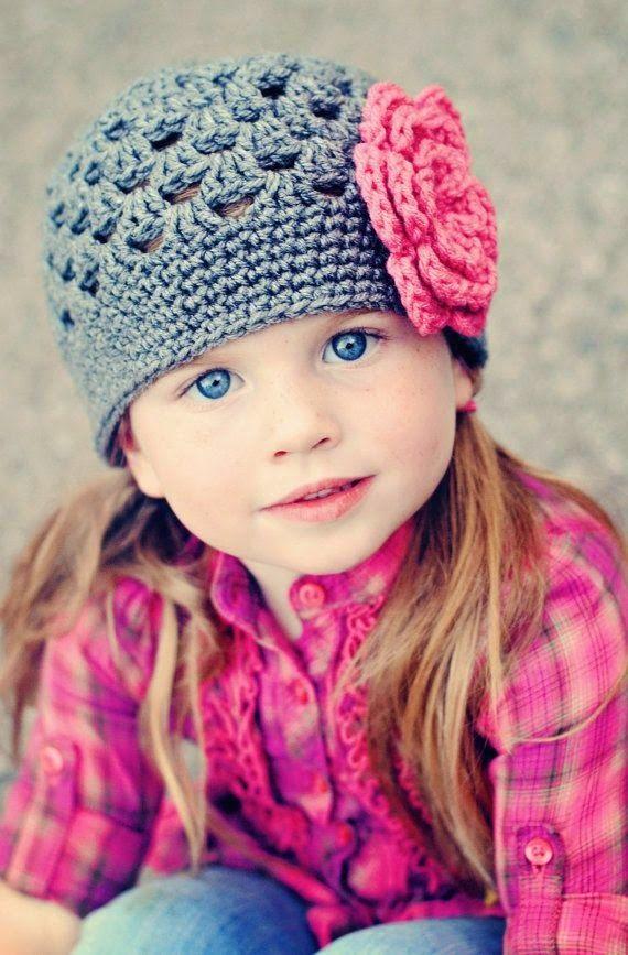 Nuevos gorros tejidos para este invierno 2015              NIÑAS          ...