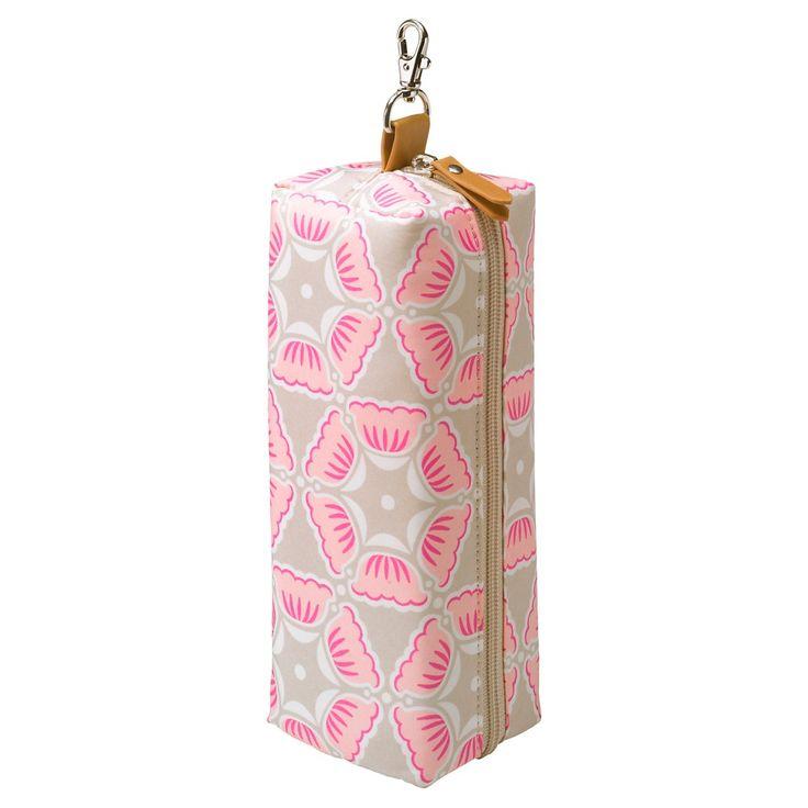 Petunia PickleBottom Bottle Cooler Bag - Blooming Brixham,